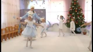 """""""Танец снежинок"""" ч.1 муз.рук. Цилик Л.В."""