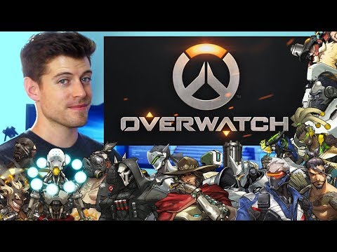 Overwatch Voice Impressions!