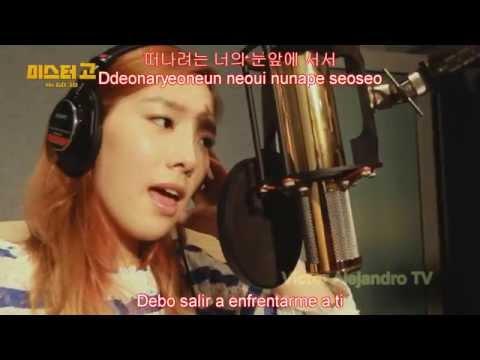 Bye - Taeyeon (Hangul-Rom-Español) OST Mr. Go
