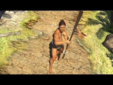 Maori Pa Interactive Game Concept