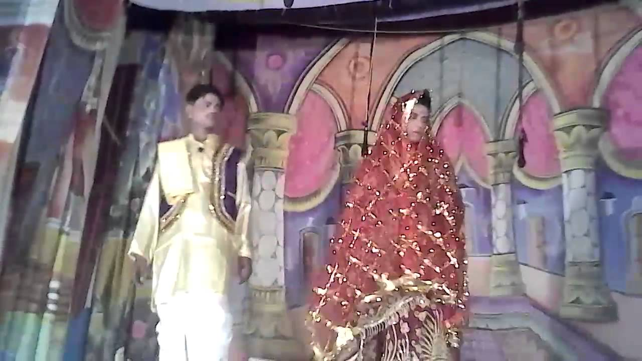 Bidesiya Bhojpuri Natak Presented By Rajendra Prasad Rai Youtube