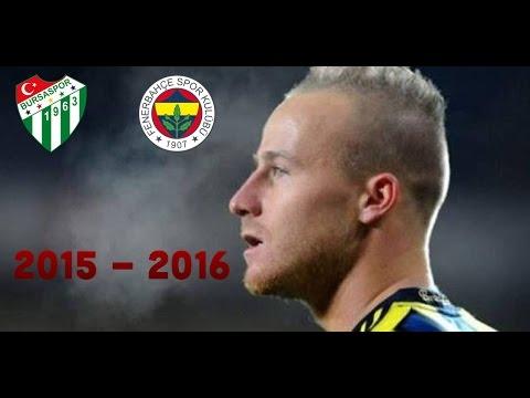 Miroslav Stoch 2015/16 Bursaspor Goals Skills Asists HD