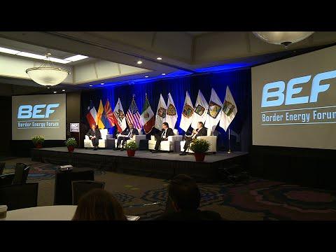 Opening Plenary Session - Border Energy Forum 2015