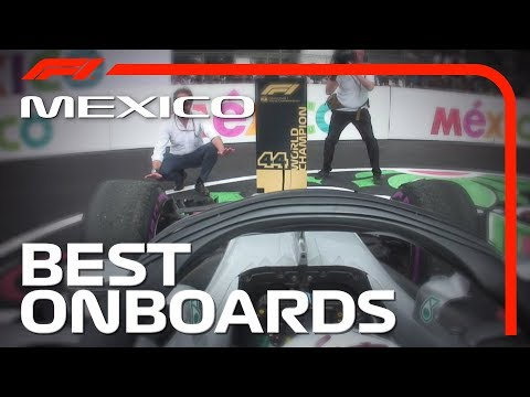 Verstappen's Flying Start, Hamilton's Donuts & The Best Onboards | 2018 Mexican Grand Prix