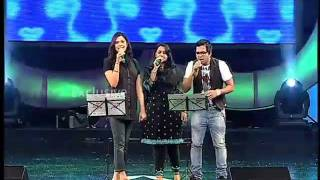 Maa Music Awards 2012 - Ranjith & Geetamadhuri Performance to Ey Raja from Brindavanam