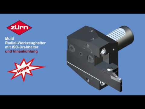 Multi-Radial-Drehhalter