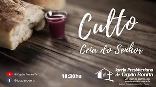 Culto online - 09/05/2021