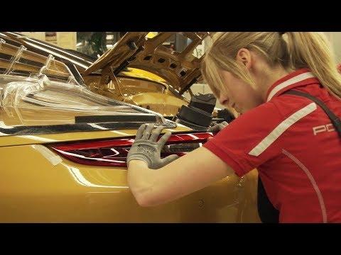 2018 保時捷911 Turbo S 製造過程