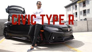 CINEMATIC 2018 Honda Type R Review (IS IT FAST!?)