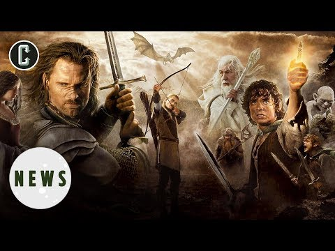 Lord Of The Rings TV Series To Be 5 Seasons Long