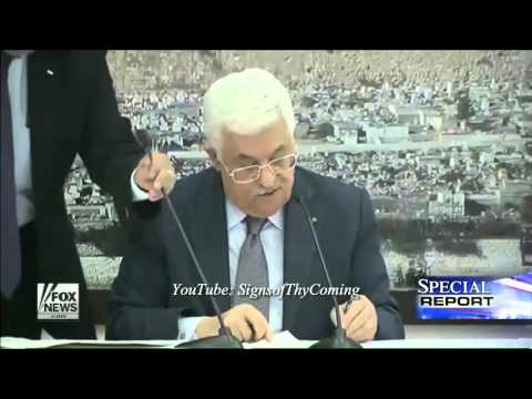 Psalm 83 : Pres Abbas signs the Rome Statute to join the International Criminal Court (Jan