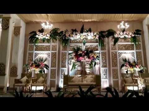 Setup dekorasi Tiara Dekorasi Abadi Eps 1 ( Balai Kartini Jakarta)