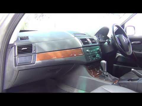 BMW X3 2.5 X-DRIVE  4x4 2009