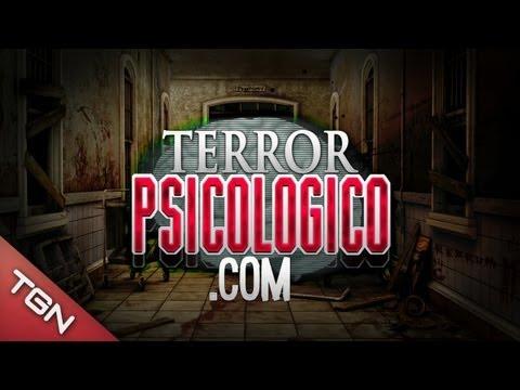 """Terror Psicológico - """"Presentación de la Web"""" AUDIO LIBROS"""