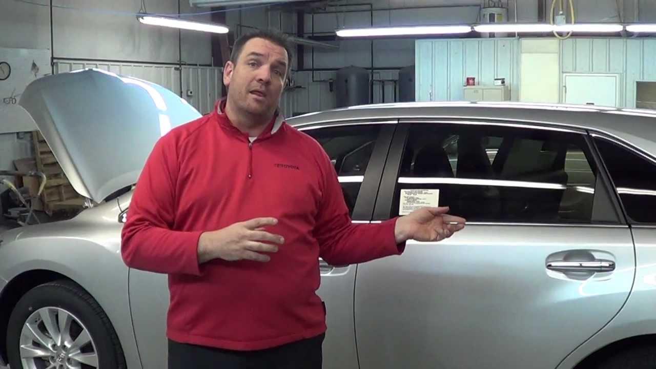 Toyota Venza Comparison Against Honda Crosstour By Jason Swoszowski