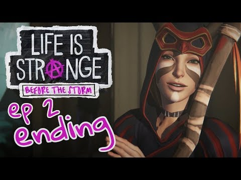 Life is Strange: Before the Storm Episode 2 - ENDING (Let's Play/Playthrough)