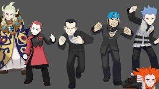 Team Rainbow Rocket is now Team Skull