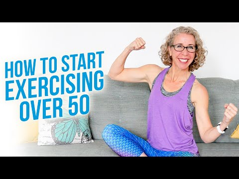 5 Ab Exercises for Women Over 50 (How to Get a Flatter Stomach!) from YouTube · Duration:  17 minutes 17 seconds