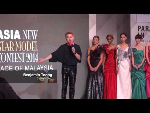 Asia New Star Model Contest 2013 - Episode 10