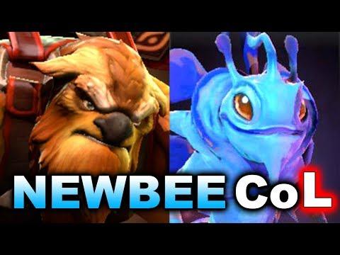 NEWBEE vs CompLexity - Chinese vs NADota - Starladder I-League Minor DOTA 2