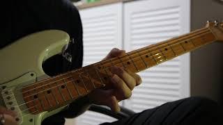 Super Easy Blues Lick 간단한 블루스 기타릭