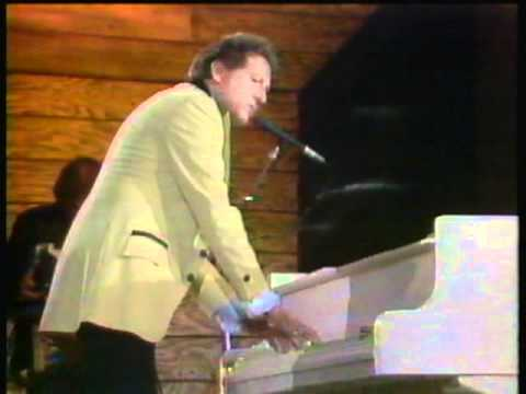 Jerry Lee Lewis Rockin' My Life Away 1979 (Classic)
