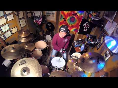 Chris Cornell - Nearly Forgot My Broken Heart (Drum Cover)