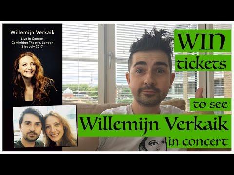 WIN tickets to see Willemijn Verkaik in concert!