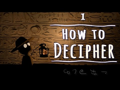 How to Decipher an Ancient Script - Decipherment Club #1
