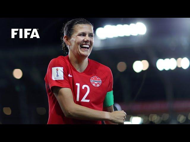 Christine Sinclair | FIFA Women's World Cup Goals