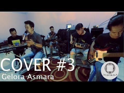 JendelaKaca - Gelora Asmara - Derby Romero | LIVE (Cover)
