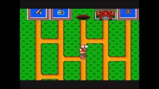 Psycho Fox playthrough - Sega Master System