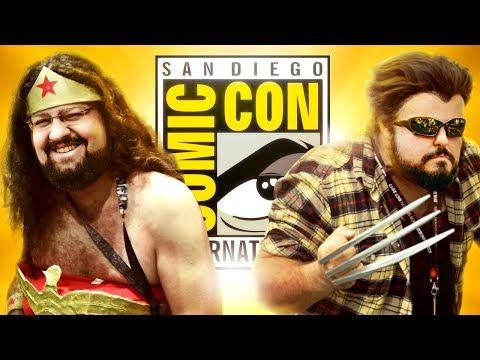 Julgando cosplayers na Comic-Con | NerdOffice S08E31