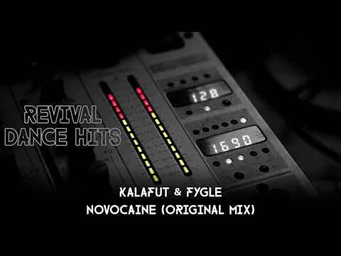 Kalafut & Fygle - Novocaine (Original Mix) [HQ]