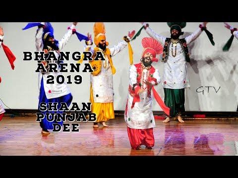 Shaan Punjab Dee – Bhangra Arena 2019