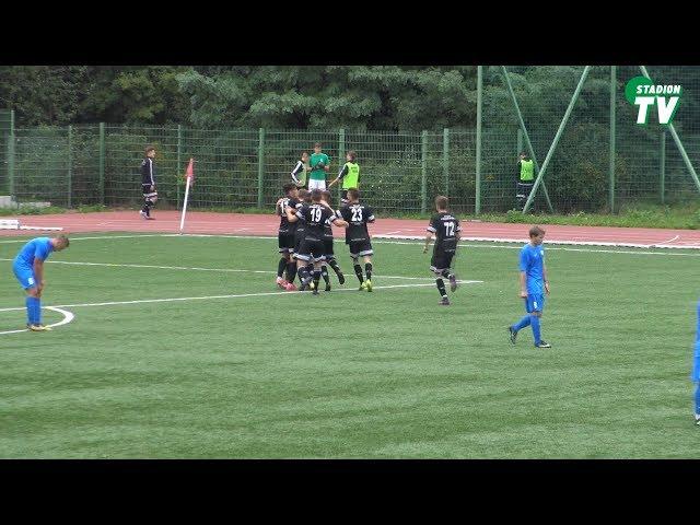 Juniorzy starsi: Stadion Śląski - Piast Gliwice