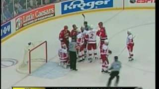 Video 2002 Stanley Cup Finals - Hurricanes @ Red Wings Game 2 download MP3, 3GP, MP4, WEBM, AVI, FLV November 2017