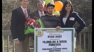 PCH February 26th $5,000 A Week