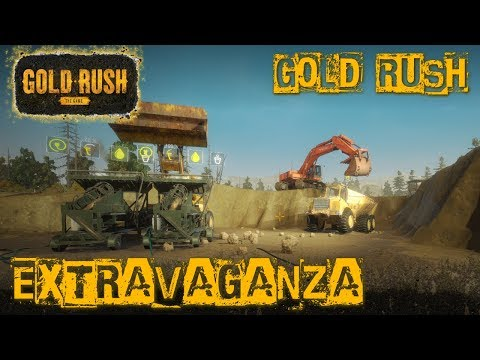 GOLD RUSH EXTRAVAGANZA | Tier 2 and Tier 3 | GOLD RUSH: THE GAME