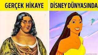 Disney Prenseslerinin Gerçek Hikâyeleri