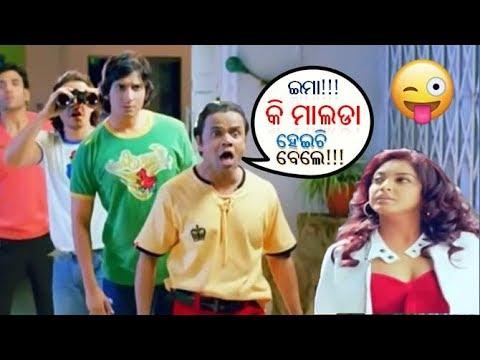 Rajpal Yadav Odia Dubbed Video | Odia funny video comedy | Odia Comedy Video | Odia Comedy Scenes
