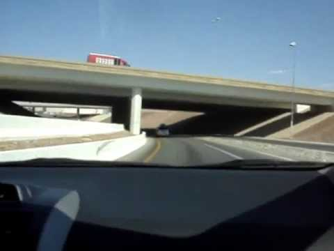 Leaving Las Vegas And Returning The Toyota Car Back To The Mccarran Rental Car Center