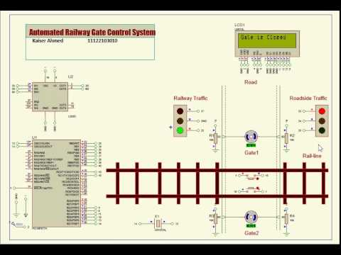 automatic railway gate control system research Automatic railway gate of literature analysis of proposed project/research preparation of project automatic railway gate control system.