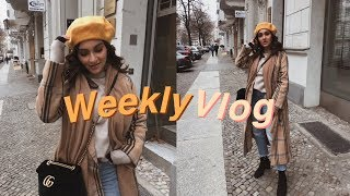 Shoppen am Ku'damm   Weekly Vlog   madametamtam
