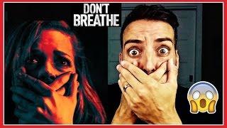 DON'T BREATHE - Critique Cinéma 230 (Ne Respire Pas / La Maison des Ténèbres)