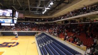 Repeat youtube video IRON BOWL 2013: Chris Davis' last play reactions at Auburn Arena