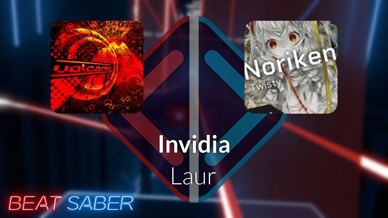 Beat Saber | Anammelech | Laur - Invidia [Expert] #1 | 90.55%