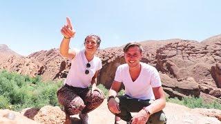 Weltreise Tag 451 • In der Dades Schlucht • Marokko • Vlog #063