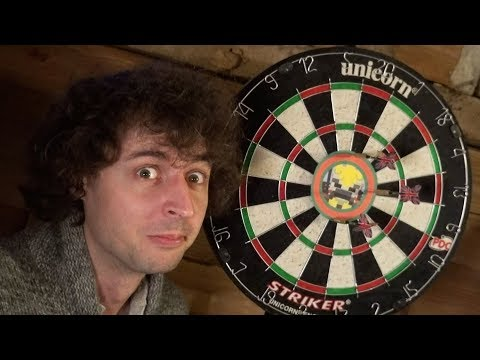 3 Bullseyes In Darts - 1 Week Challenge - Part 3