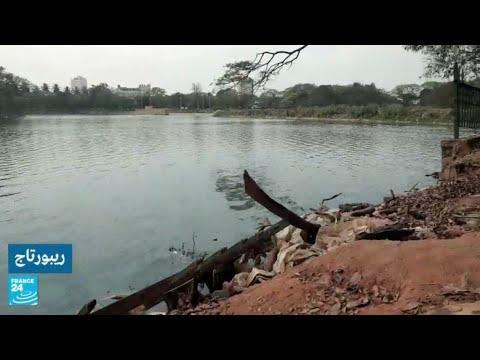 الهند: التكنولوجيا متهمة بتلويث المياه في مدينة البحيرات -بنغالور-  - 11:23-2018 / 3 / 23